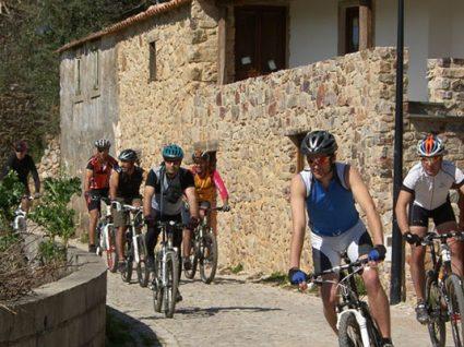 Ferraria de São João: ruralidade e turismo ativo no Xisto