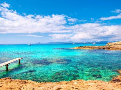 Férias em Formentera: um paraíso para relaxar a meia hora de Ibiza