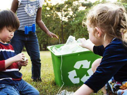 3 atividades de reciclagem para crianças