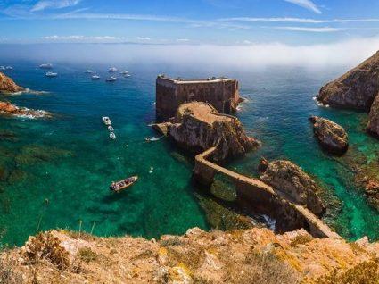 Ilhas Berlengas: a reserva mundial da biosfera que fica a 15km de Peniche