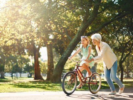 A importância das avós na educação e formação dos netos