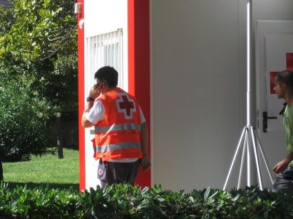 Cruz Vermelha lança nova linha telefónica de alerta
