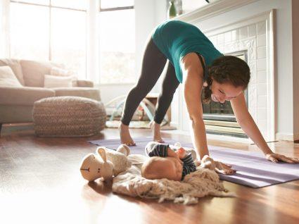 Exercícios pós-parto: como recuperar a forma depois de ser mãe