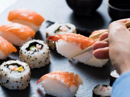 Conheça as regras orientais para comer sushi como um japonês