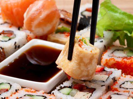 Quais os melhores molhos para sushi e sashimi?