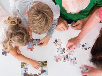 Puzzles para crianças: conheça a sua importância