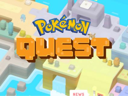 Pokémon Quest: conheça o jogo de que todos falam