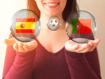 Portugal x Espanha: na disputa das receitas, quem leva a taça?