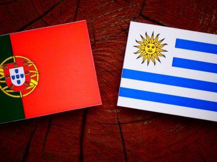 Portugal x Uruguai: quem vence na cozinha?