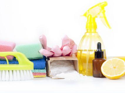 11 produtos de limpeza naturais para fazer você mesmo