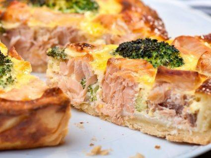 6 receitas de quiche de atum: opções simples e rápidas para almoços leves