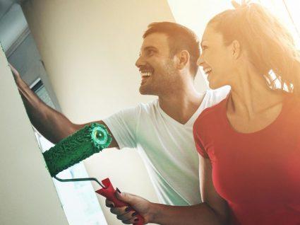 DIY: aprenda a pintar paredes como um profissional