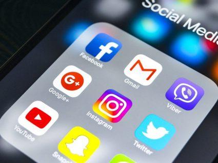 As 6 redes sociais mais usadas do mundo