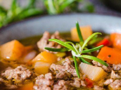 Ingredientes para esta semana: carne picada e cogumelos em 3 receitas simples