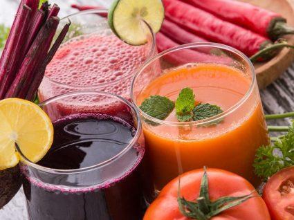 5 receitas de sumos anti-inflamatórios para limpar o organismo e sentir-se bem