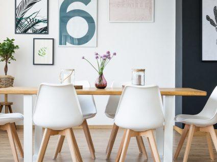 Como decorar uma sala de estar e jantar?