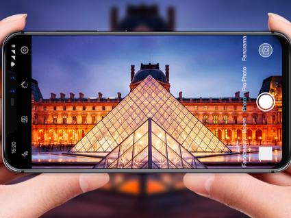 Umidigi Z2: um gama média inspirado no iPhone X e no Huawei P20