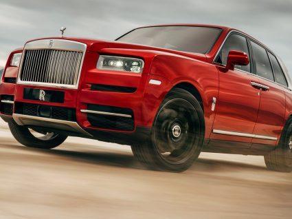 Rolls Royce entra no mercado dos SUV: conheça o Rolls Royce Cullinan
