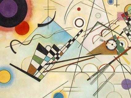 Arte abstracta: 5 histórias a reter