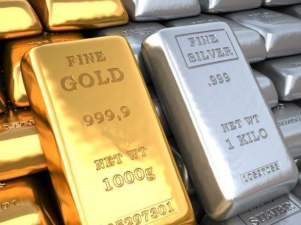 Avaliar ouro e prata: principais diferenças