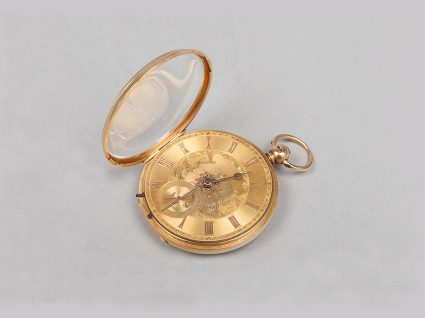 Relógios de ouro: oportunidade única para investir