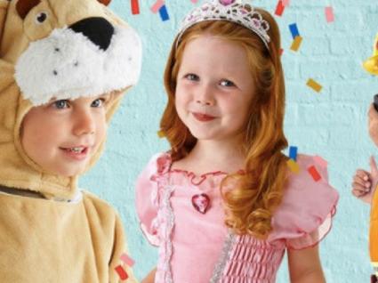 7 ideias de disfarces de Carnaval para crianças