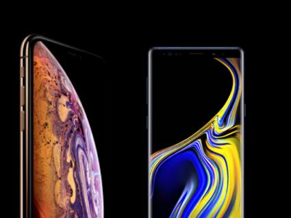 iPhone XS Max vs Samsung Galaxy Note 9: qual o melhor?