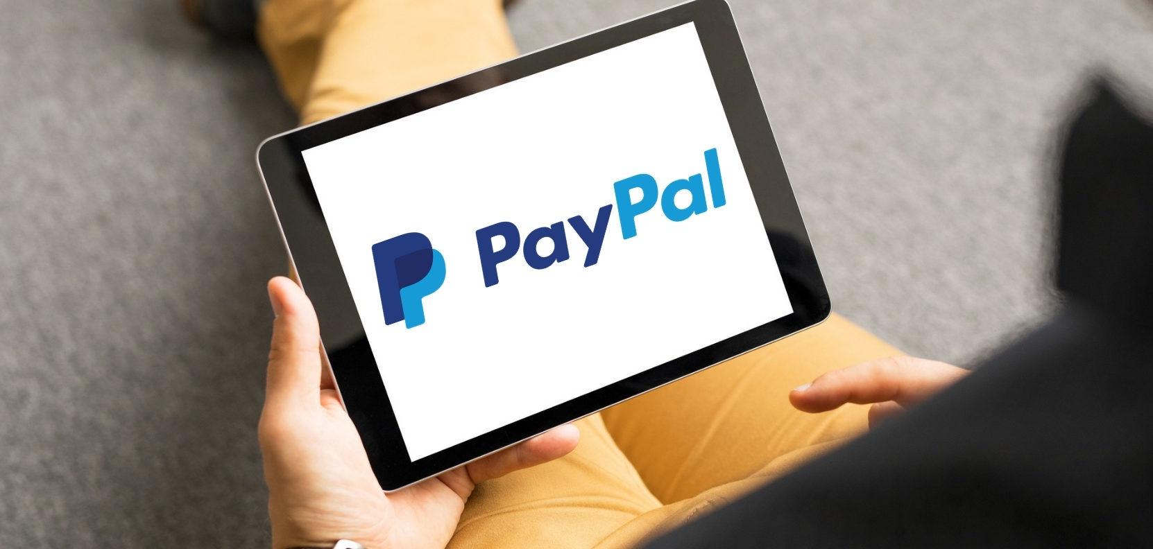 Carregar paypal com multibanco
