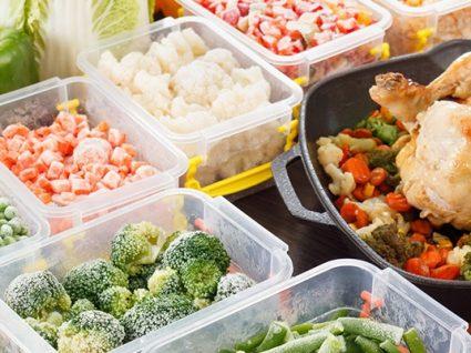 Como poupar tempo e dinheiro ao congelar comida
