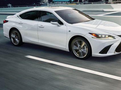 Novo topo de gama Lexus: o nipônico que faz frente aos alemães
