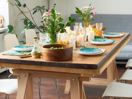 Saiba onde encontrar a mesa de jantar rústica perfeita