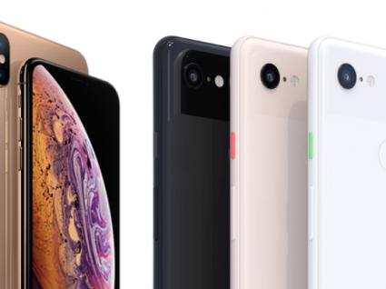 Google Pixel 3 vs iPhone XS: quem vence?