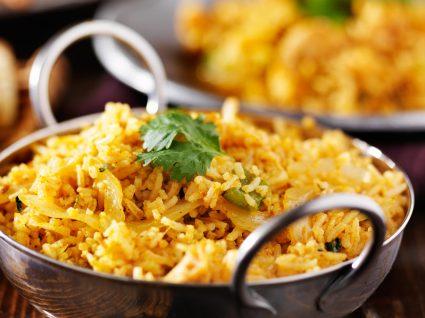 De sobras arroz forno