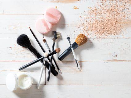 6 excelentes marcas de pincéis de maquilhagem
