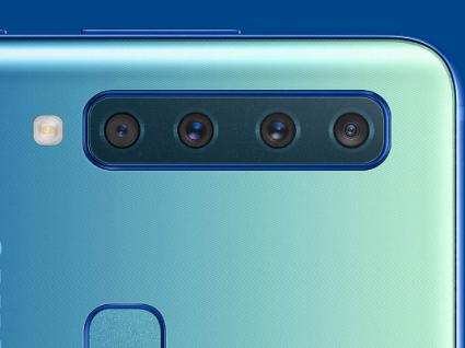 Samsung Galaxy A9: 4 câmaras e muita eficiência