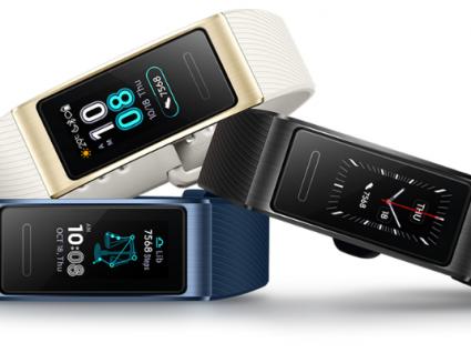 Huawei Band 3 Pro: a pulseira que vai cuidar da sua saúde