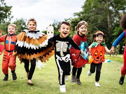 DIY Halloween: fatos originais sem gastar muito dinheiro