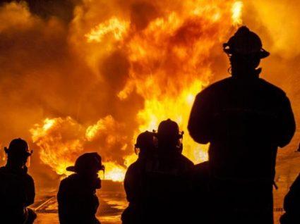 Governo aprova benefícios para os bombeiros