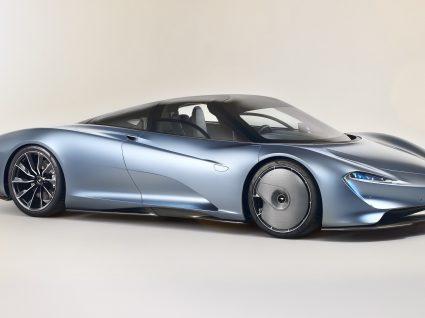 Novo McLaren Speedtail: o Hiper GT de 400km/h
