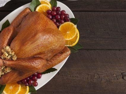As 4 melhores receitas de peru para o Natal deste ano
