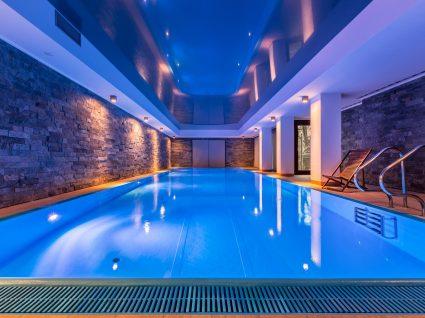 Os 4 melhores hotéis com piscina interior em Portugal