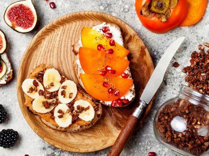 Produtos da época: frutas e legumes de novembro