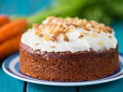 Bolo de cenoura: um clássico da doçaria cheio de vitamina C