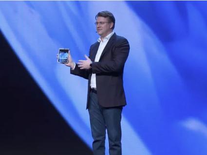 Telemóvel dobrável da Samsung: é oficial e vai ser revolucionário