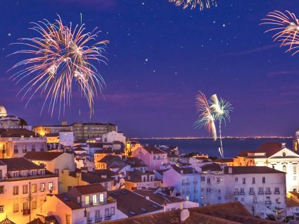 8 sugestões de hotéis para passagem de ano em Lisboa e no centro