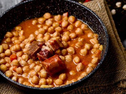 Mão de vaca com grão: um prato saboroso que nos chega do Ribatejo