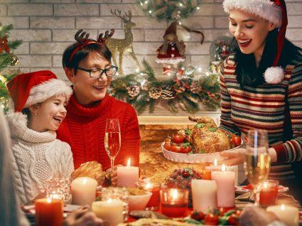 15 dicas e 3 receitas para não engordar nas festas de final de ano