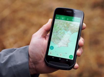 Land Rover Explore: o novo smartphone à prova de tudo