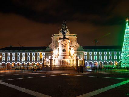 Iluminação de Natal em Lisboa arranca este sábado