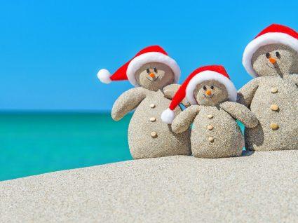 10 destinos quentes para fugir do frio nas férias de Natal